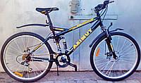 """Горный велосипед Azimut 26""""109-FR/D Race"""
