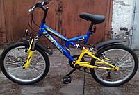 """Горный велосипед Azimut 20""""106-G-1 Dinamic(детский)"""