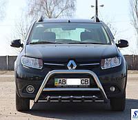 Кенгурятник Renault Sandero Stepway (2013+)
