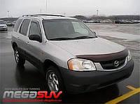 Ветровики  Mazda Tribute 2000-2007