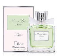 Женская парфюмированная вода Miss Dior Cherie L`Eau Dior (свежий цветочно-цитрусовый аромат)  AAT