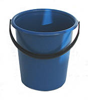 Ведро пластмассовое 5 литровое цветное
