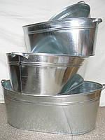Ванна оцинкованная 100 литров