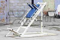 Гак Машина. Тренажер для мощной прокачки мышц ног.