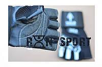 Перчатки атлетические кожа унисекс