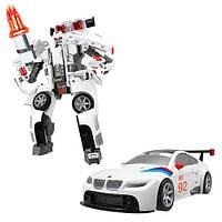 Робот-трансформер - BMW - MW GT2 1:32 Roadbot