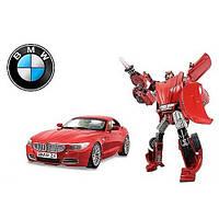 Робот-трансформер - BMW Z4 1:18 Roadbot