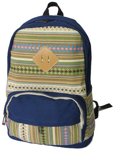 Оригинальный стильный женский городской рюкзак 14 л. Urban, 56091 dark blue