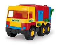 Игрушечная машинка Мусоровоз из серии Middle Truck Wader (32380) (39224)