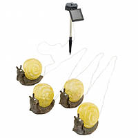 Уличный декоративный светильник Eglo SOLAR 47129