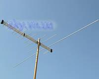 Внешняя антенна для эфирного и цифрового телевидения стандарта DVB-T2 Горизонт-3