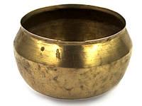 Тибетская поющая чаша кованная