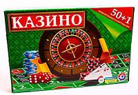 Настольная игра Казино ТехноК (1813)