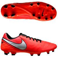 Футбольные бутсы Nike Tiempo Mystic V FG