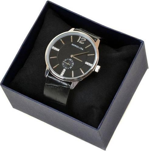 Превосходные мужские наручные часы 8033 черный