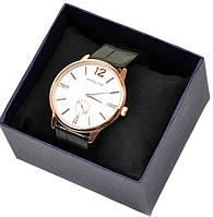 Мужские кварцевые наручные часы 8044 черный