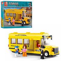 Конструктор Школьный автобус  Sluban (M38-B0507)