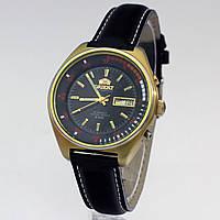 Мужские часы Ориент водонепроницаемые
