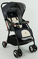 Детская коляска прогулочная JOY С 958 Серая