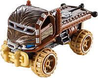 Хот Вилс Машинка-герой Чубака Hot Wheels Звездные войны  Star Wars