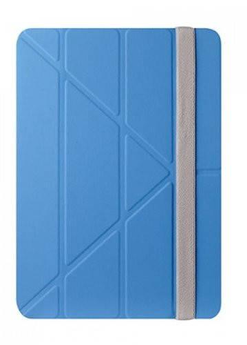 """Утонченный чехол под сафьяновую кожу для планшета 7.9"""" OZAKI O!coat Slim-Y iPad mini 3 (Blue) OC116BU"""