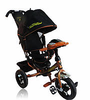 Azimut Lamborghini Trike с фарой детский трехколесный велосипед надувные колеса, Азимут Ламборджини