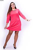 Женское платье батал  , фото 1