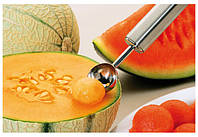 Ложка для вырезания шариков из фруктов (код 02060)