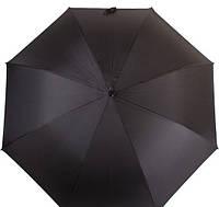Мужской зонт-трость с большим куполом, полуавтомат DOPPLER (ДОППЛЕР) DOP740867-3 черный