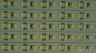 Светодиодная лента Premium SMD 4014/144 12V 4200K IP20 1м на алюминиевой подложке Код.58621