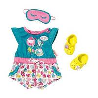 Одежда пижама для куклы Baby Born Zapf Creation 822470