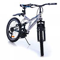 Велосипед детский горный Azimut 20*106-1 DINAMIC 2AMT прост шифт