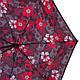 Автоматический красивый женский зонт, антиветер AIRTON (АЭРТОН) Z4915-3433 красный, фото 3