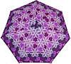 Женский эффектный зонт-автомат, антиветер AIRTON (АЭРТОН)  Z4915-2246 фиолетовый