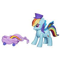 My little pony Летающие пони Радуга Рейнбоу Дэш. Оригинал Hasbro
