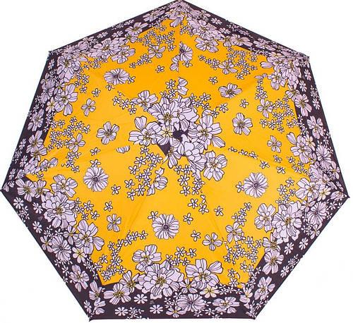Надежный женский зон, автомат AIRTON (АЭРТОН) Z4915-25 желтый Антиветер