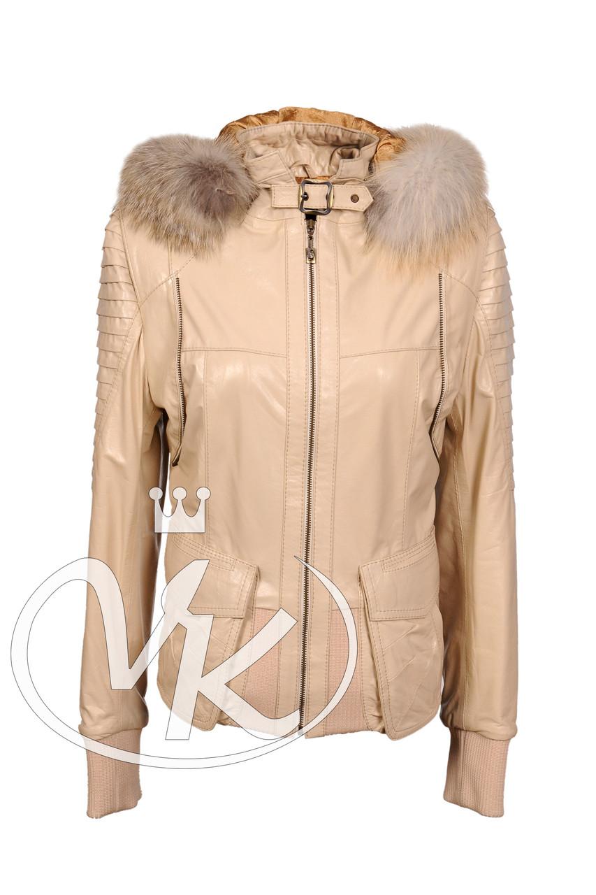 Кожаные куртки женские скидки