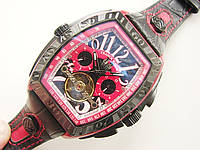 Часы FRANCK MULLER Conquistador Tourbillon механика