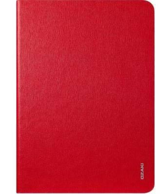 """Женский изящный чехол для планшета диагональю 7.9"""" OZAKI O!coat Slim iPad mini 3 (Red) OC114RD"""