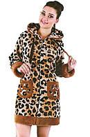 """Тигровый махровый халат """"Тигрик"""""""
