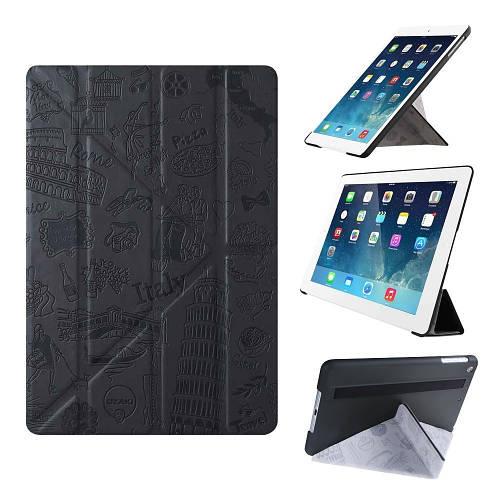 """Мужской практичный чехол """"Рим"""" для планшета диагональю 7.9"""" OZAKI O!coat Travel iPad mini 4 (Rome) OC112RM"""