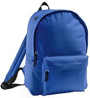 Рюкзак молодежный SOL'S RIDER синий , магазин рюкзаков