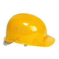 Каска строительная защитная Classic, желтая