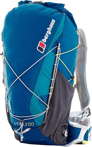 Стильный синий рюкзак Berghaus VAPOUR 20, 20815L77, 20 л.