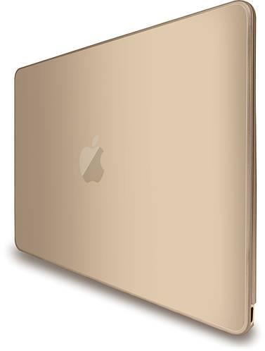 """Тончайшая обложка-чехол для ноутбука 12"""" OZAKI O!macworm TightSuit MacBook Retina (Transparent) OA430TR"""