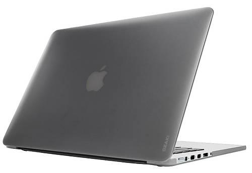 "Надежный чехол-накладка для ноутбука 11"" OZAKI O!macworm TightSuit MacBook Air (Black) OA401BK"