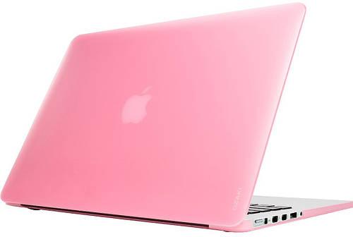 "Женская накладка для нетбука 11"" OZAKI O!macworm TightSuit MacBook Air (Pink) OA401PK"
