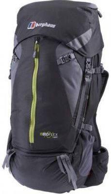 Объемный рюкзак для туризма Berghaus BIOFLEX LIGHT 50, 20810Е78, 50 л.