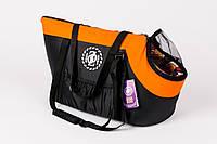 "AnimАll  сумка для собак   Сумка ""ZOOM"" №2  (40 * 23 * 27см) черная, фото 1"