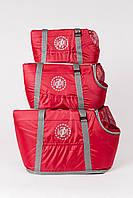 "AnimАll  сумка для собак   Сумка ""ZOOM"" №3  (45 * 27 * 30см) красная, фото 1"